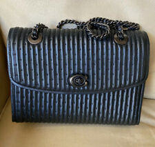 NWT COACH Quilted PARKER Bag 76081 $495.00