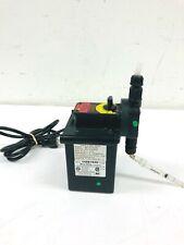 Chem-Feed Blue White Industries Metering Pump NO TANK T15N302X026V01
