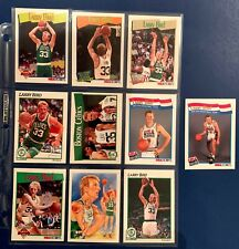Scott's Destash - 1991 Hoops Larry Bird Set of 10 cards