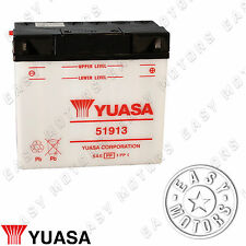 BATTERIA YUASA 51913 BMW R1100R 1100 1993>2001