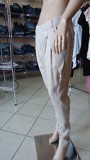 Fracomina - Pantalone Beige Harem Elegante -  Cod.623