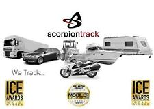 Scorpion Track GPS Vehicle Tracking & Recovery Fully Fitted Sheffield CAT 6