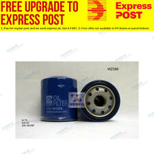 Wesfil Oil Filter WZ386 fits Toyota MR 2 1.8 16V VT-i (ZZW30),2.0 16V (SW20),