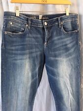 KUT FROM THE KLOTH CATHERINE BOYFRIEND JEANS STRETCH 14