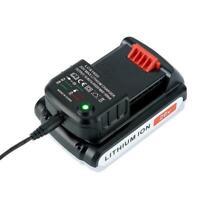 20V Ladegerät für alle Black & Decker LBXR20 LB20 LBX4020 LB2X4020 LBX20 C8M1