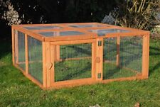 ENCLOS POUR POULES-PARC POUR POULE-ENCLOS PLIABLE POULES 'RUN OUT' AS4490