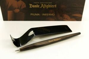 Pininfarina Dante Alighieri Piuma Inferno 700th Anniversary Edition Spiegelstahl