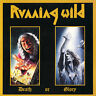 Running Wild 'Death Or Glory' 2 CD - NEW