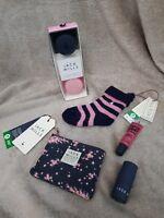 Jack Wills womens Gift Set lot NEW purse lip balms XMAS stocking fillers