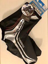 Shimano Tarmac H2O Road Cycling Shoe Cover Size XXL Shoe Size 47-49 Black