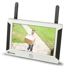 """Swann SRNVW-470LCD-US , NVW-470 4 channel Wi-Fi 7"""" LCD Security Monitor"""
