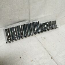 Sk Professional Tools 4453 Socket Set Socket Size Range 1/4 in to 1 in Hand