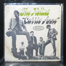 "The Hollies - Carrie-Anne / Signs That Will Never Change 7"" VG+ Epic 5-10180 USA"