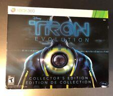 Tron Evolution [ Collector's Edition ] (XBOX 360) NEW