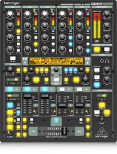Behringer DDM4000 5-channel Digital DJ Mixer DDM 4000