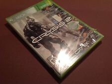 Crysis 2  (Xbox 360)New & sealed!50%off shipping on additional purchase