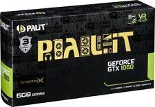 Palit StormX NVIDIA GeForce GTX 1060 6 Go (comme neuf + neuf dans sa boîte + GARANTIE)