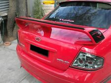 Add On Spoiler Lip For Ford Factory XR 6 XR 8 Badge BA/BF Series Sedan Rear Wing