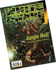 """Games Work White Dwarf  #242 """"Jungle Hell - Catachan Jungle Fighters, New  VG+"""
