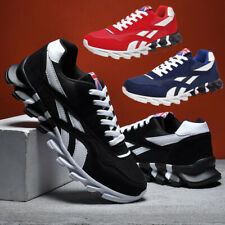 New listing Men's Running Fashion Activewear Moisture Wicking Slip Resistant Athletics Shoes