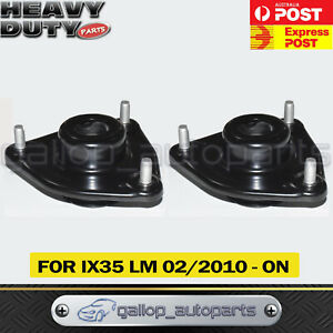 Fit Hyundai IX35 LM 02/2010-ON Front Top Strut Mount Left & Right Pair