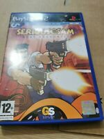 Serious Sam: Next Encounter (2004) - Sony PS2 - UK PAL video game - complete