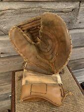 Vintage Cooper GM 12 Goalie Catchers Glove