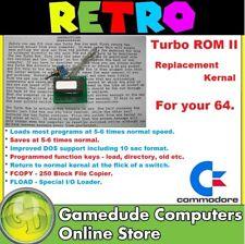 Datel Turbo ROM II & Kernal ROM Adapter for Commodore 64 [03]