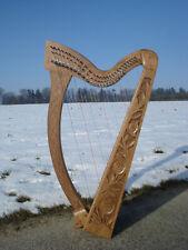 Mietharfe für Online Harfenunterricht Anfänger od Aufbaukurs ab 11.02 3x2 h 42 ?