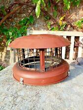Chimney Cowl Cover Pot Rain Flue Metal