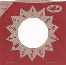 CAPITOL Company Reproduction Record Sleeves - (pack of 10)