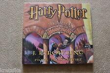 Harry Potter i Kamień Filozoficzny. Tom 1 (audiobook CD) - POLISH POLSKI
