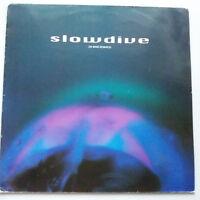 "Slowdive - 5EP In Mind Remixes - Vinyl 12"" Single 4 Tracks 1st Press 1993"