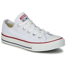 Converse All Star Chuck Taylor ox Canvas Mens Trainers White Size 10 UK / 44 EU