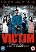 Victim DVD (2012) Ashley Chin, Pillai (DIR) cert 15 ***NEW*** Quality guaranteed