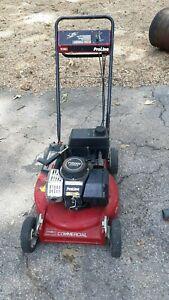 Toro Commercial Mower 21 Inch 2 Cycle Suzuki 22043