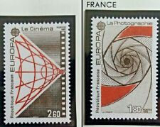 2X Timbre Stamp France 1983 YT 2270 2271 EUROPA CEPT Neufs
