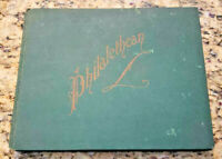1900 Kee Mar College Philalethean Hagerstown Maryland Yearbook Annual