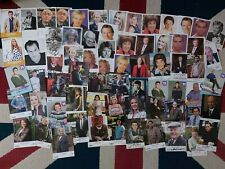 More details for eastenders coronation st neighbours pre-printed dedicated signed cast cards