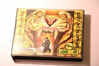 Commodore 64 Game -- THE WAY OF THE TIGER -- By GREMLIN -- 1986