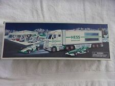 Hess Toy Truck And Racecars New In Box 2003