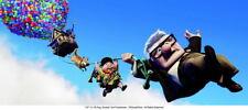 "023 UP - Pixar Cane Frederiskson Cartoon Movie 53""x24"" Poster"