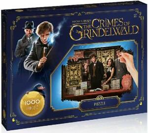 Fantasy Puzzle For Film Fantastic Beasts The Crimes Of Grindelwald 1000 Pieces