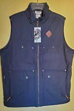 Cinch Men's Canvas Concealed Carry Vest, Size Large