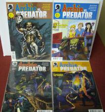 Predator #2A Parent Variant NM 2015 Stock Image Archie vs