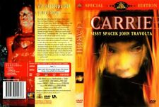Carrie - DVD - Special Edition - 1976 HORROR MOVIE - Sissy Spacek  John Travolta