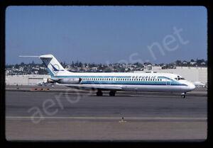Republic Airlines Douglas DC-9-31 N915RW Kodachrome Aircraft Slide/Dia