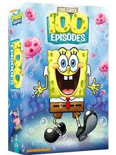 SpongeBob SquarePants: Series Complete Seasons 1-5 Episodes 1-100 Boxed DVD Set