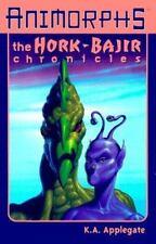 Pre-Animorphs: The Hork-Bajir Chronicles by K. A. Applegate (1998, Hardcover)