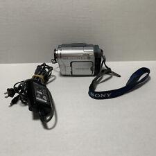 Sony Handycam Dcr-Trv460 Digital-8 Hi8 Camcorder with Charger - Tested & Working